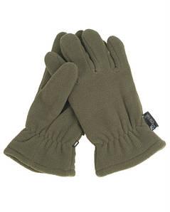 Флисовые перчатки/ Thinsulate/ Mil-tec