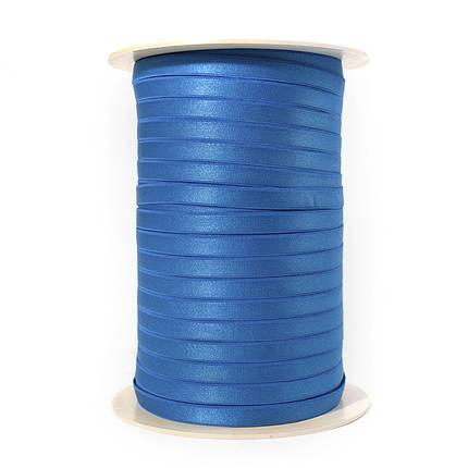 Резинка для бретелей, Италия 1 см электрик, фото 2