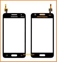 Сенсор (тачскрин) Samsung G355H Galaxy Core 2 Duos Black