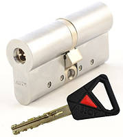 Цилиндр замка Abloy Novel CY 322U 65мм (32,5x32,5) матовый хром MCR ключ-ключ