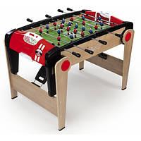 Деревянный полупрофессиональный футбольный стол Millenium складной, 8+