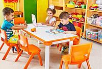 Качественная пластиковая мебель от турецкого производителя