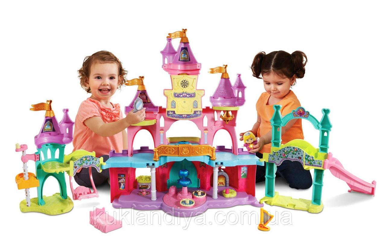 VTech Go! Go! Интерактивный замок принцесс Smart Friends Enchanted Princess Palace Playset - КукляндиЯ - интернет магазин игрушек  kuklandiya.com.ua   в Харькове