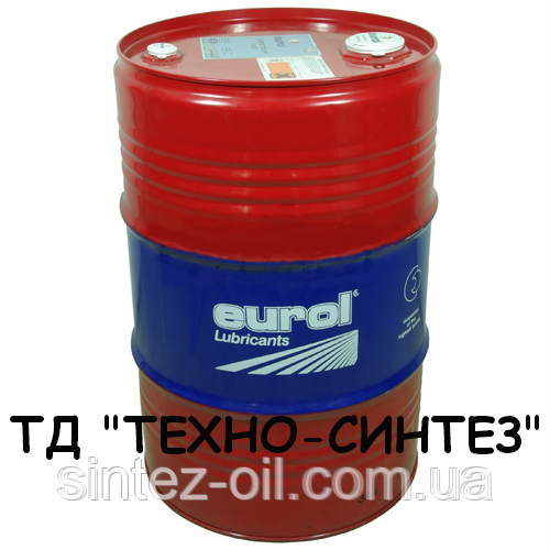 Синтетическое моторное масло Eurol Fusion 10W-40 (60л)