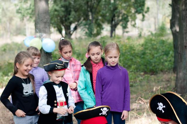 Аниматор на детский праздник Киев картинка
