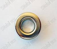 Блочка (Люверс) №24 с шайбой,  никель , фото 1