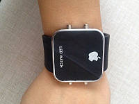 Светодиодные спортивные часы Apple LED WATCH, Эпл Лед. Отличное качество. Супер цена. Дешево. Код: КГ859