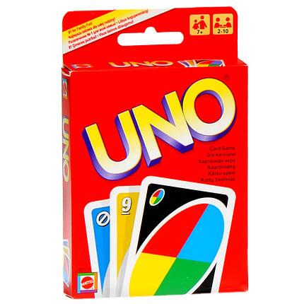 Настольная игра Уно (UNO), фото 2