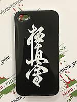 Чехол для iPhone 4s (Иероглифы)