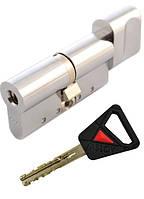 Цилиндр замка Abloy Novel CY 323U 64мм (32,5x31,5T) хром CR ключ-тумблер