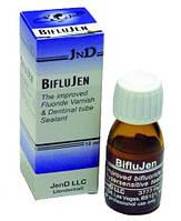 Biflu Jen,10 мл.(бифторидный лак)