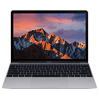 """Apple MacBook 12"""" MLH72 256GB Space Gray (Early 2016) [Space Gray