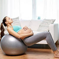 Что нужно знать об упражнениях на фитболе будущей маме?