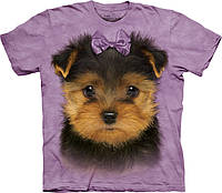 3-D футболка YORKSHIRE TERRIER PUPPY