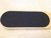 Деревянная терка для ног Сталекс 100/180, фото 1