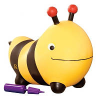 Детский пригун Баттатопрыгун пчела-ла-ла с насосом Battat BX1455Z