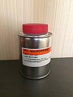 MICROPRIMER PU применяется в качестве мастики при необходимости придания бетону герметизирующих качеств.