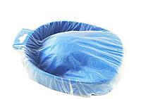 Чехлы для маникюрной ванночки плотные 50шт прозрачные