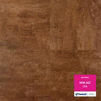 Виниловый пол модульный Tarkett New Age Era, виниловая плитка 457,2*457,2 мм.