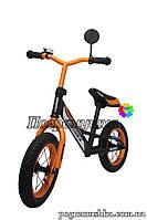 Беговел Azimut Balance Kids-12 дюймов-Оранжевый