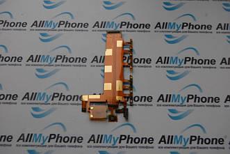 Шлейф для Sony D6603 / D6643 / D6653 Xperia Z3 кнопки включения / боковых клавиш / звонка и с микрофоном