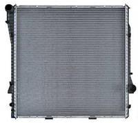 Радиатор BMW E53 X5 3.0 d 3.0 i 4.4 i 00->АКП 590*595 17111439103