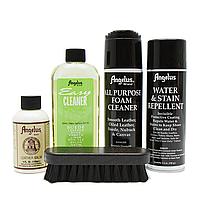 Набор для чистки кожи Angelus  LEATHER CLEANER KIT