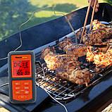 Термометр для мяса ThermoPro TP-06S (от -9 до +250°C) с выносным датчиком из нержавеющей стали, фото 5