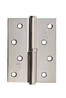 Петля стальная Gavroche gr 100*62*2.5мм B1 L ni (никель)