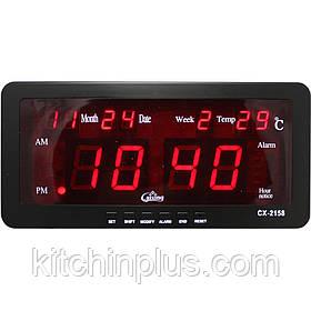 Електронні годинники Caixing CX-2158