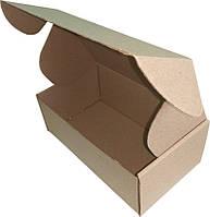Коробка картонная (210х120х80), бурая