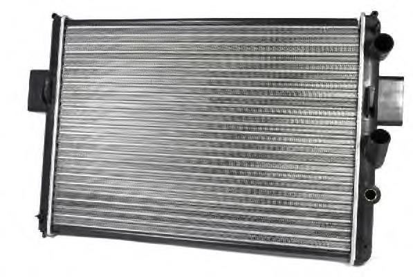 Радиатор охлаждения Iveco 35-10 TI 642*488мм по сотах KEMP