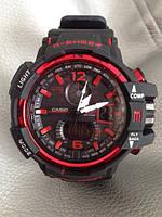 Модные мужские яркие спортивные водостойкие часы G-SHOCK. Отличное качество. Доступная цена. Код: КГ862