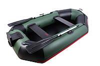 Двухместная надувная ПВХ лодка Vulkan V249 LPT