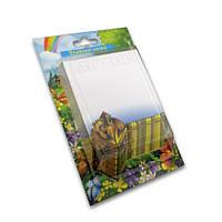 Паперовий 3D-блок для записів «Теремок», серія «Казки», фото 1