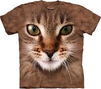 3-D футболка STRIPED CAT