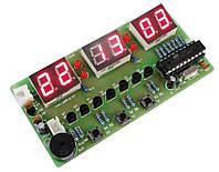 C51 Цифровые Электронные Часы Люкс DIY