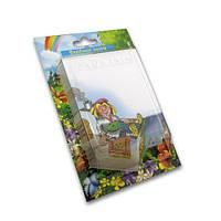Бумажный 3D-блок для записей «Емеля», серия «Сказки»