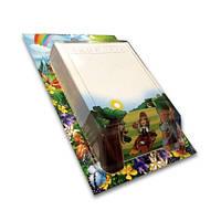 Бумажный 3D-блок для записей «Красная Шапочка», серия «Сказки»