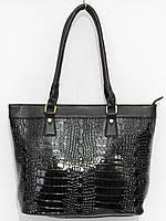 Женская сумка с бантиком кофе, фото 1
