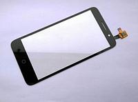 Оригинальный тачскрин сенсор (сенсорное стекло) Alcatel One Touch Pop 3 OT-5015 5015A 5015D 5015E 5015X черный