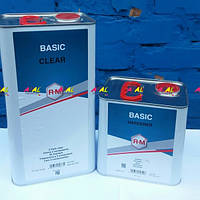 Двухкомпонентный акрил-уретановый лак R-M BASIK CLEAR 5л