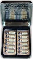 Максмен 4 (Maxman IV) - капсулы для потенции - 12 капсул + 12 витаминов, фото 1