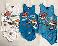 Комплект нижнего белья для мальчиков Planes 98-128 p.p.