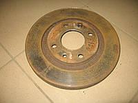 Тормозной диск вентилируемый б/у на Citroen Berlingo, Peugeot Partner год 1996-2008