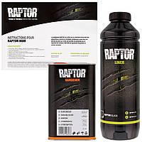 Защитное покрытие повышенной прочности U-POL RAPTOR 1л