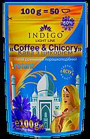 Цикорий растворимый с добавлением кофе ТМ Индиго 100 гр