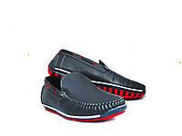 Мужские мокасины Prime Shoes c натуральной кожи качественные, фото 1