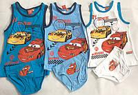 Комплект нижнего белья для мальчиков Cars 98-128 p.p.