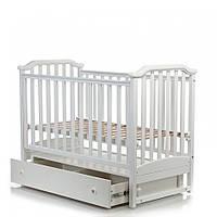 Детская кроватка в Розницу Mioobaby Caprice White (белая) купить в Украине 7 километр Одесса